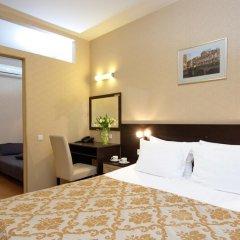 Гостиница Невский Бриз 3* Стандартный номер с разными типами кроватей фото 38