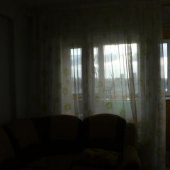 Апартаменты Tulskaya Apartments комната для гостей фото 4