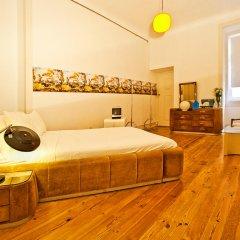 Отель Lisbon Calling Лиссабон комната для гостей фото 3