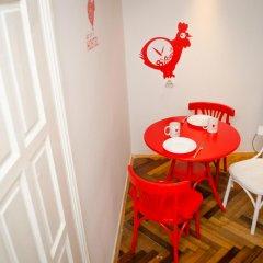 Hostel Just Lviv It! Стандартный номер с различными типами кроватей