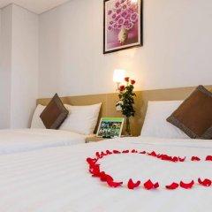 Love Nha Trang Hotel 3* Стандартный семейный номер с двуспальной кроватью