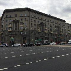 Апартаменты One Bedroom Premium Apartments Москва парковка