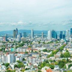Leonardo Royal Hotel Frankfurt балкон