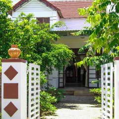 Отель Co Hoa Homestay