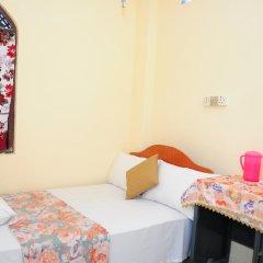 Отель Manimalar Lodge Шри-Ланка, Коломбо - отзывы, цены и фото номеров - забронировать отель Manimalar Lodge онлайн комната для гостей фото 5