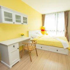 Отель Like Sukhumvit 16 4* Номер Делюкс фото 7