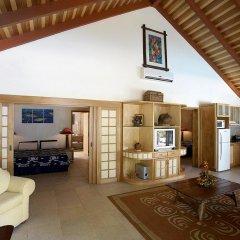 Отель First Landing Beach Resort & Villas 3* Вилла с различными типами кроватей фото 6