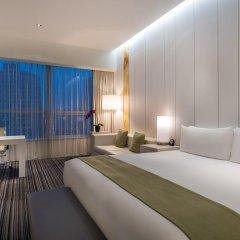 Grand Mercure Shanghai Century Park Hotel 4* Номер Делюкс с двуспальной кроватью фото 3