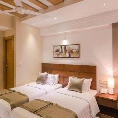 Hotel Ocean Grand at Hulhumale 4* Номер Делюкс с 2 отдельными кроватями фото 4