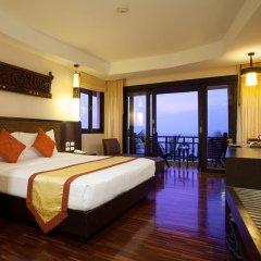 Отель Rawi Warin Resort and Spa 4* Улучшенный номер с различными типами кроватей
