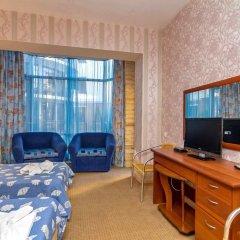 Гостиница Гостиный комплекс Holiday Студия с разными типами кроватей фото 6