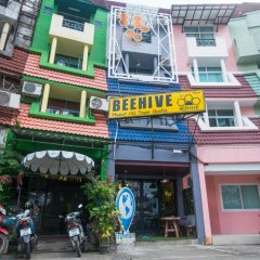 Beehive Phuket Oldtown Hostel Стандартный семейный номер фото 2