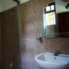 Отель Heaven Upon Rice Fields Шри-Ланка, Анурадхапура - отзывы, цены и фото номеров - забронировать отель Heaven Upon Rice Fields онлайн ванная фото 2
