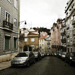 Отель Wonderful Lisboa Olarias Апартаменты с различными типами кроватей фото 2