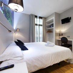 Отель Hostal Bcn Ramblas Стандартный номер с 2 отдельными кроватями фото 12