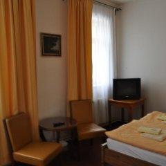 Hotel Svornost 3* Стандартный номер с двуспальной кроватью фото 8
