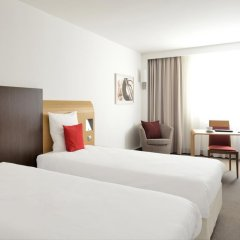 Отель Novotel Budapest City 4* Стандартный номер с различными типами кроватей