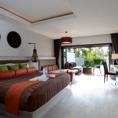 Отель Natai Beach Resort & Spa Phang Nga 5* Номер Делюкс с различными типами кроватей фото 6