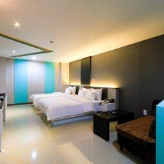 Haeundae ForU Hotel комната для гостей фото 4
