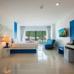 Tuana Patong Holiday Hotel комната для гостей фото 2