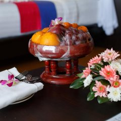 Отель Aquamarine Resort & Villa в номере
