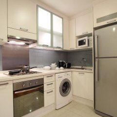 Апартаменты Montara Executive Serviced Apartment Улучшенные апартаменты разные типы кроватей фото 4