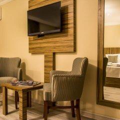 Отель Berlin Otel Nisantasi 3* Стандартный номер с различными типами кроватей фото 4