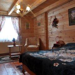 Гостиница Медведь Волосянка комната для гостей