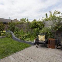 Отель onefinestay - Highbury private homes балкон