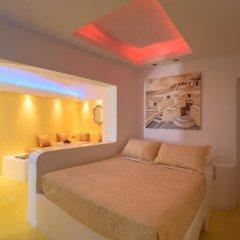 Отель Abyssanto Suites & Spa 4* Улучшенные апартаменты с различными типами кроватей фото 4