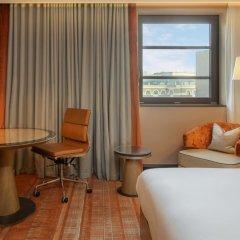 Отель Hilton London Tower Bridge 4* Стандартный номер с различными типами кроватей фото 6