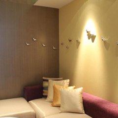 Wongtee V Hotel 5* Улучшенный люкс с различными типами кроватей