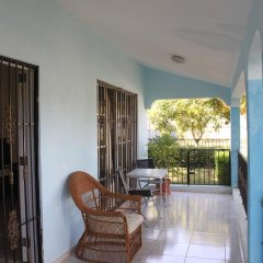 Отель Relais Villa Margarita балкон