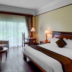 Отель Sokha Beach Resort 5* Номер Делюкс с различными типами кроватей фото 2