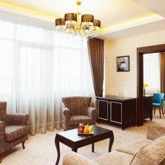 Гостиница Введенский 4* Президентский люкс с различными типами кроватей фото 11