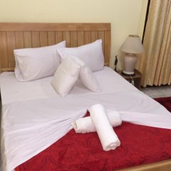 Отель Sunset Holidays 3* Стандартный номер с различными типами кроватей фото 5
