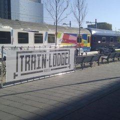Отель Train Lodge Amsterdam Нидерланды, Амстердам - отзывы, цены и фото номеров - забронировать отель Train Lodge Amsterdam онлайн питание