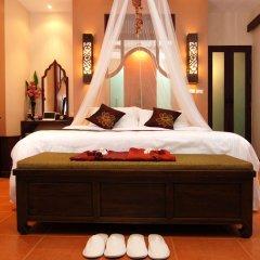 Отель Suuko Wellness & Spa Resort 4* Вилла разные типы кроватей фото 3