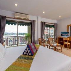 Отель Seven Oak Inn 2* Улучшенный номер с различными типами кроватей