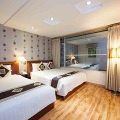 Eden Garden Hotel 3* Семейный люкс с двуспальной кроватью фото 4