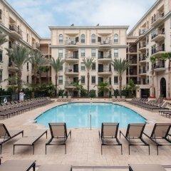 Отель Sunshine Suites бассейн фото 2