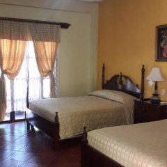 Hotel Acropolis Maya Копан-Руинас комната для гостей фото 4