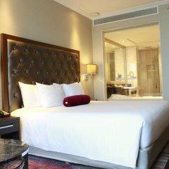 Отель Radisson Blu Plaza Bangkok 5* Номер Делюкс фото 2