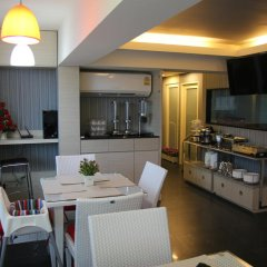 Отель Pakdee Bed And Breakfast Бангкок в номере