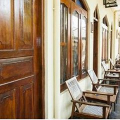 International Beach Hotel & Restaurant 2* Номер Делюкс с различными типами кроватей фото 2