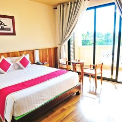 Отель Sea Star Resort 3* Номер Делюкс с различными типами кроватей фото 2