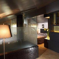 Hotel Condotti 3* Улучшенный номер с различными типами кроватей фото 8