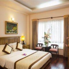Апартаменты Thao Nguyen Apartment Стандартный номер с различными типами кроватей фото 5