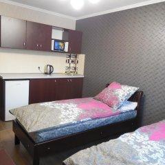 Гостиница Na Kosmicheskoy Апартаменты с различными типами кроватей