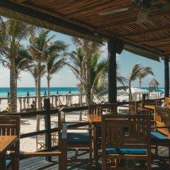 Отель Nyx Cancun All Inclusive Мексика, Канкун - 2 отзыва об отеле, цены и фото номеров - забронировать отель Nyx Cancun All Inclusive онлайн питание фото 2